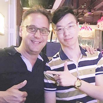 选择深圳君威国际:真的很放心